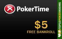 Free Poker Bankroll from PokerTime
