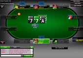 888 Network table (888poker)
