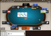 Revolution Gaming Network - Simple table (Cake Poker room)