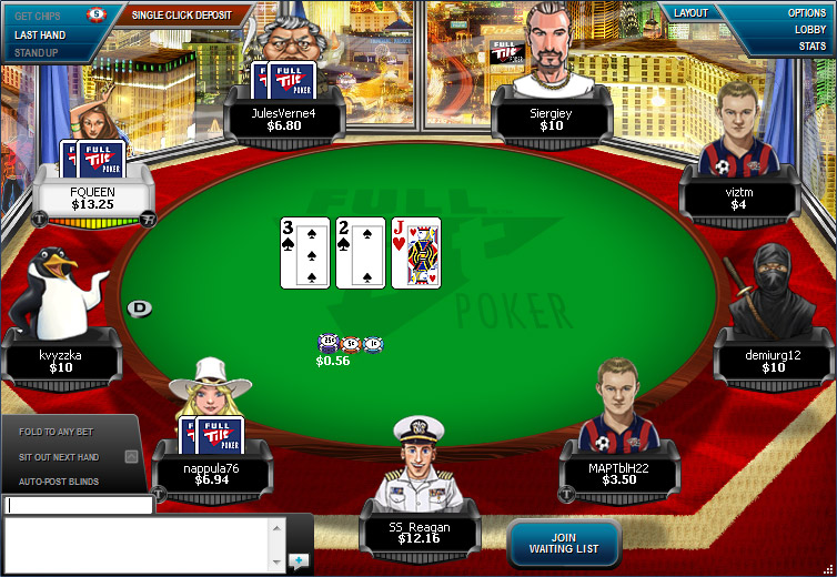 Full tilt poker gambling site diamondjacks casino and hotel