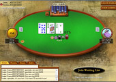 PokerStars classic table